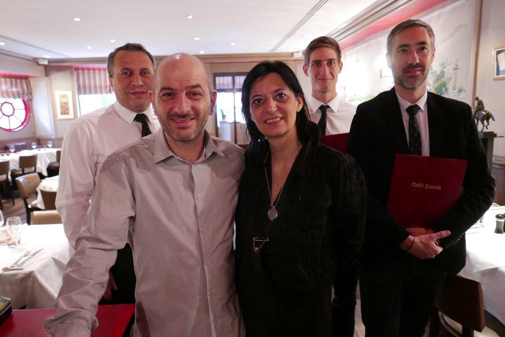 Paris 16e : la leçon de classique d'Hervé Rodriguez
