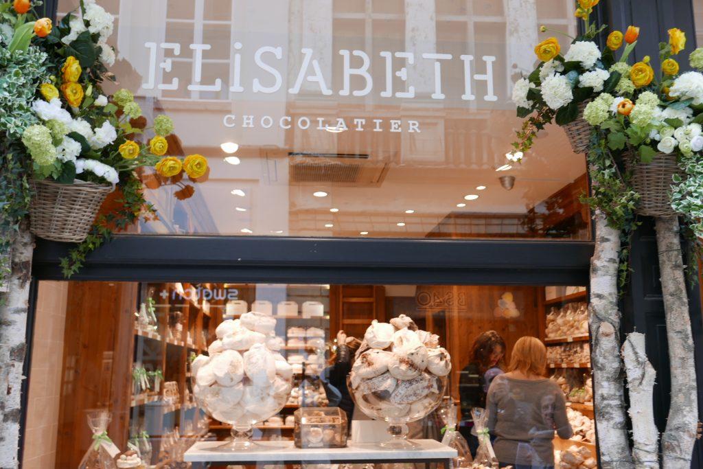 Bruxelles : les meringues d'Elisabeth