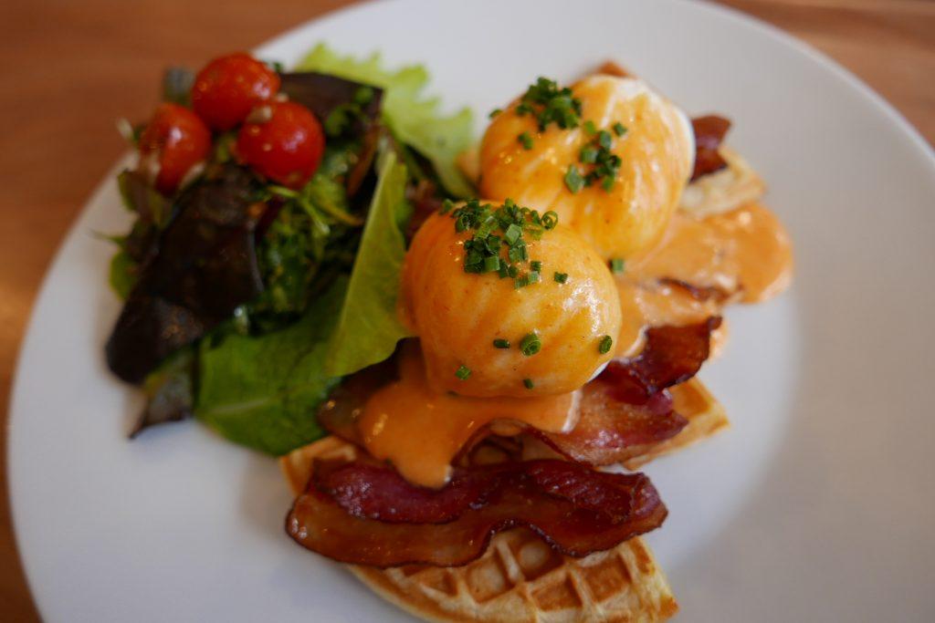 Bruxelles : un breakfast chez Peck