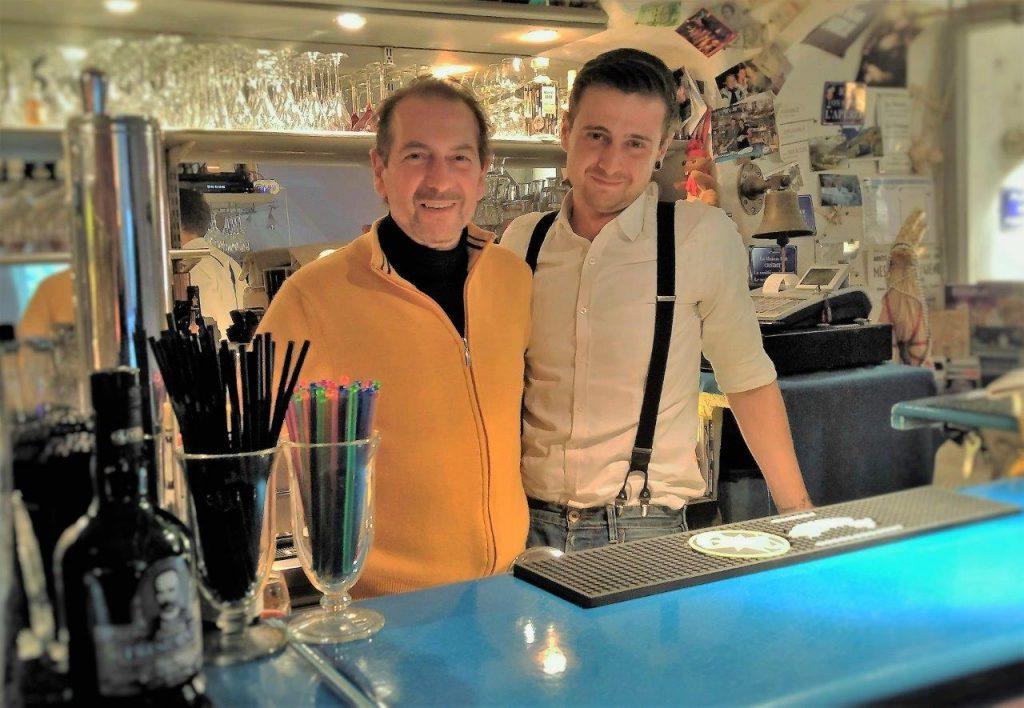 Mougins: le jurassic bar de Marc Rogano