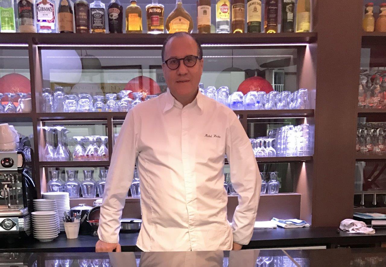 La nouvelle quipe de cuisine for Pizza antoine salon