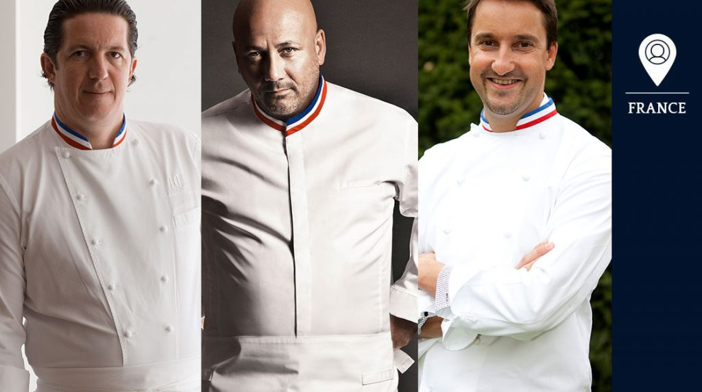 Des MOF au jury Young Chef