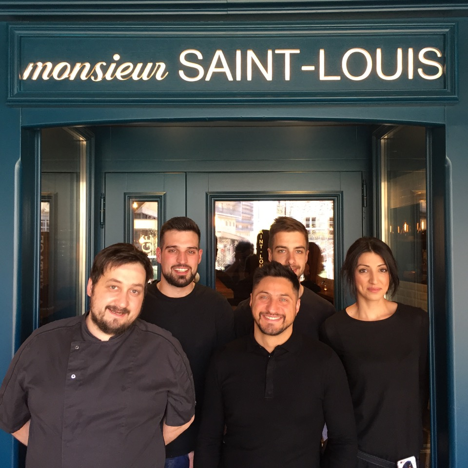 Restaurant Le Saint Louis Metz