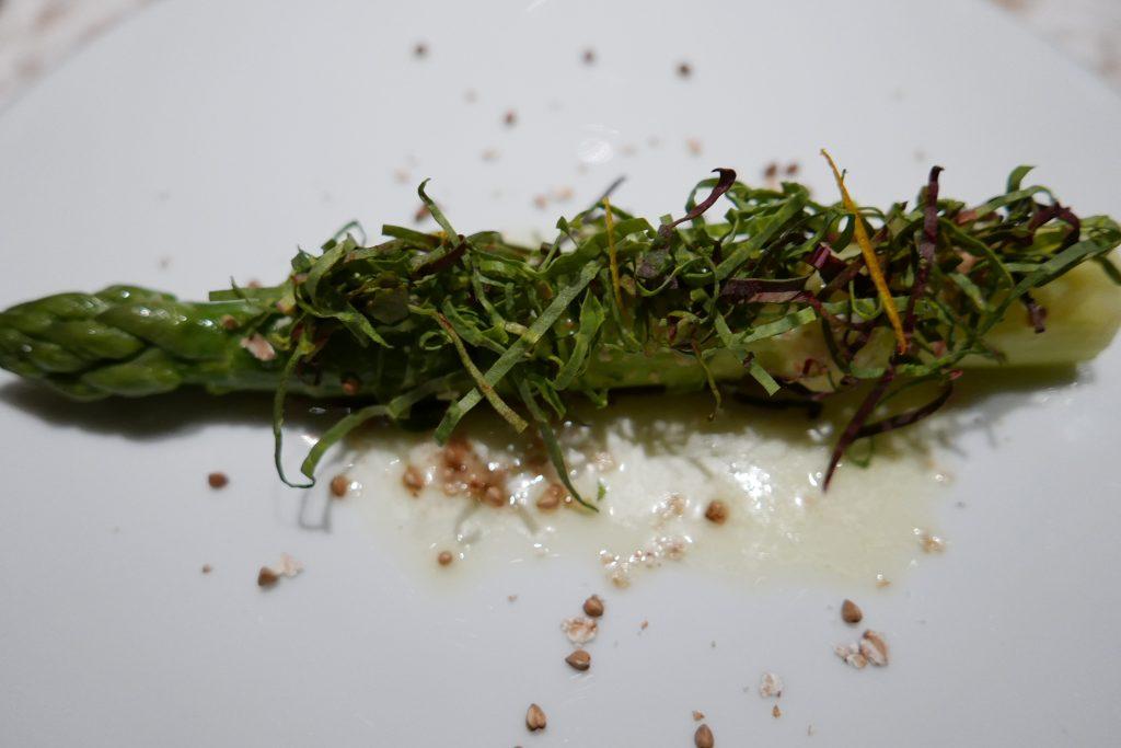 Le Bois Sans Feuilles A La Maison Troisgros Restaurant Ouches La