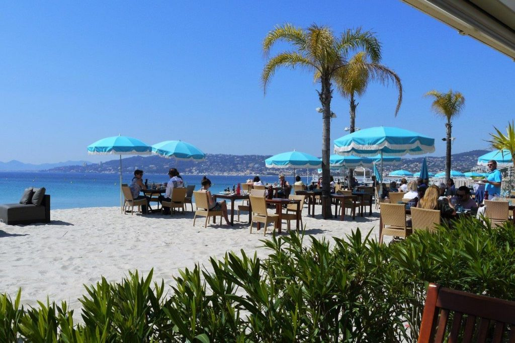 Lovely Les Pirates Juan Les Pins #10: Plage Des Pirates © AA