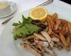 Calamars frits et à la provençale ©AA
