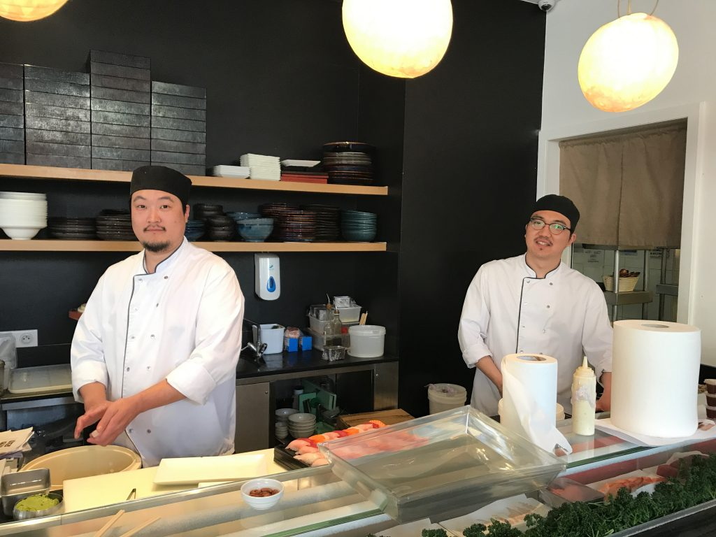 Restaurant Japonais Yoko Haussmann