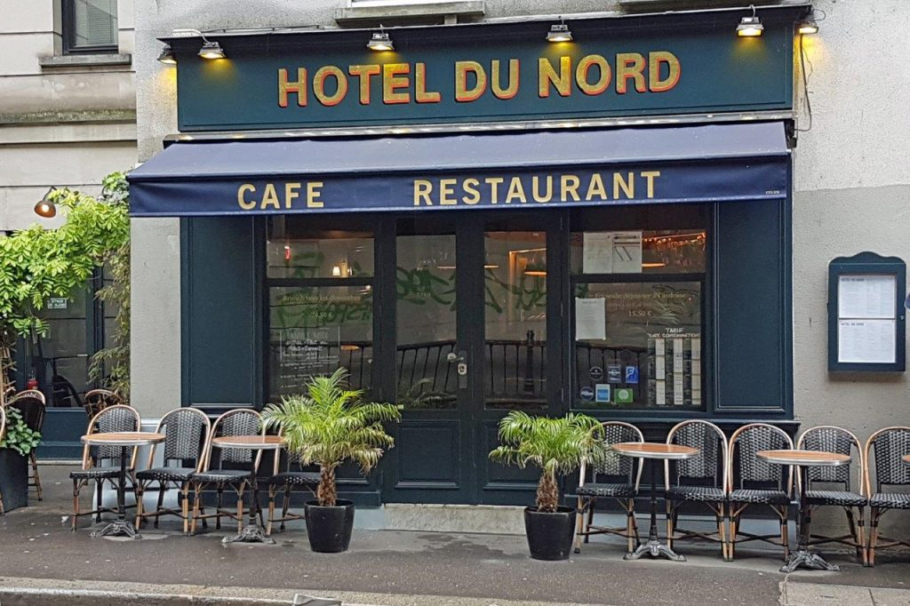 l 39 h tel du nord restaurant paris 10e gourmand h tel du nord coups de coeur. Black Bedroom Furniture Sets. Home Design Ideas