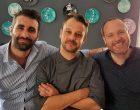 Mathieu Yanikian, Stéphane Eisop et Stephan Durand © AA