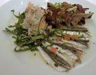 Tourteau et anchois ©AA