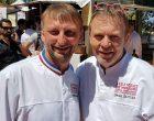 Frédéric Jaunault et Gérard Sattler © AA