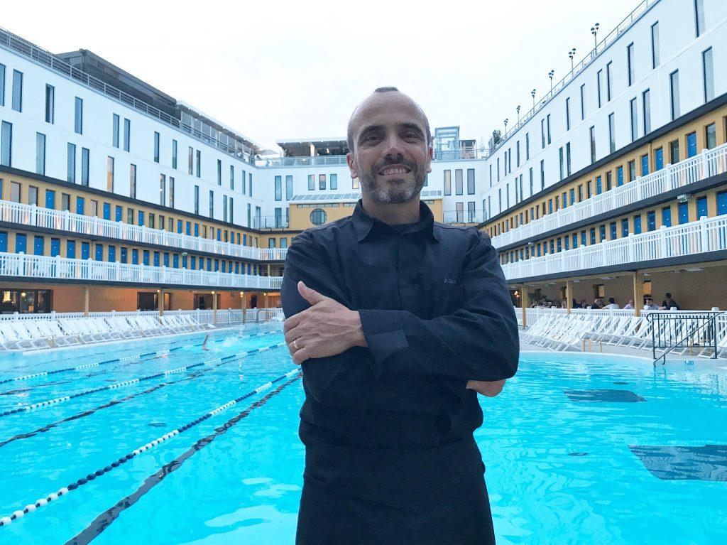 Molitor restaurant paris 16e retour en douce chez for Molitor piscine prix