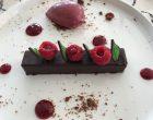 Barre chocolat framboise © GP