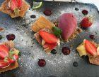 1000 feuilles fraises et citron vert déstructuré © GP