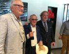 Jean-Michel Wilmotte et le duo Dubrulle-Pélisson © GP