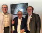Paul Dubrulle, Gilbert Pélisson, Philippe Faure-Brac © GP