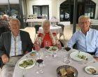 Charline Bise, avec Marco et Michel Marucco © GP