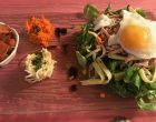 Salade vigneronne © GP