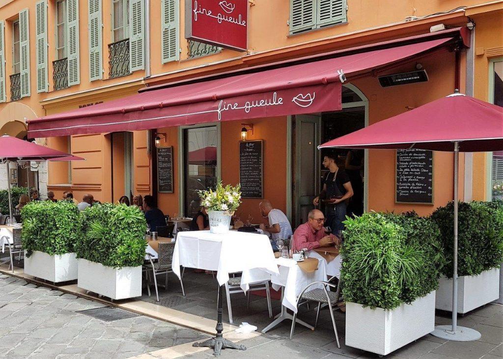Restaurant Nice En Face De La Mairie