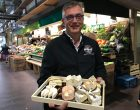Philippe Marchand et ses fromages © GP
