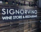 Merano : un vin et plusieurs chez Signorvino