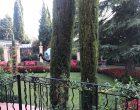 Vue sur le jardin © GP