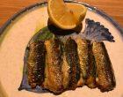 Sardines à la plancha © GP