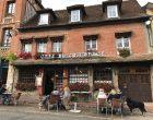 Lyons-la-Forêt : immanquable Café du Commerce !