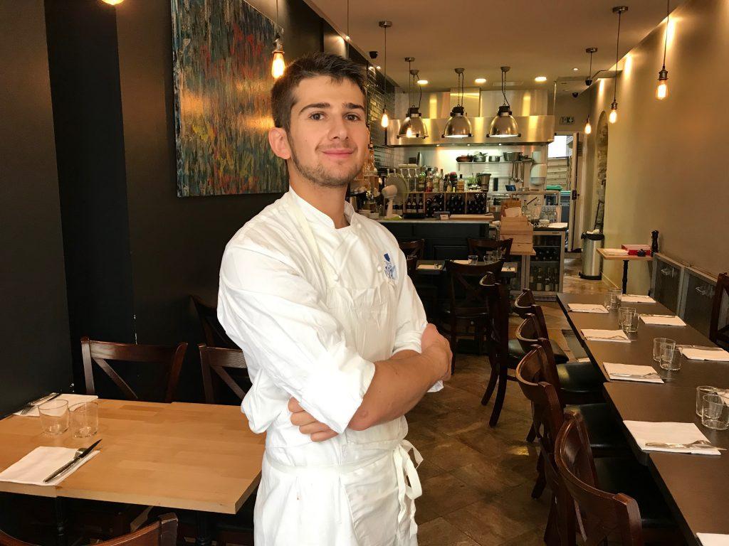Les Affamés, restaurant Paris 2e - les affamés de la Bourse
