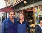 A Mi-Chemin - Paris