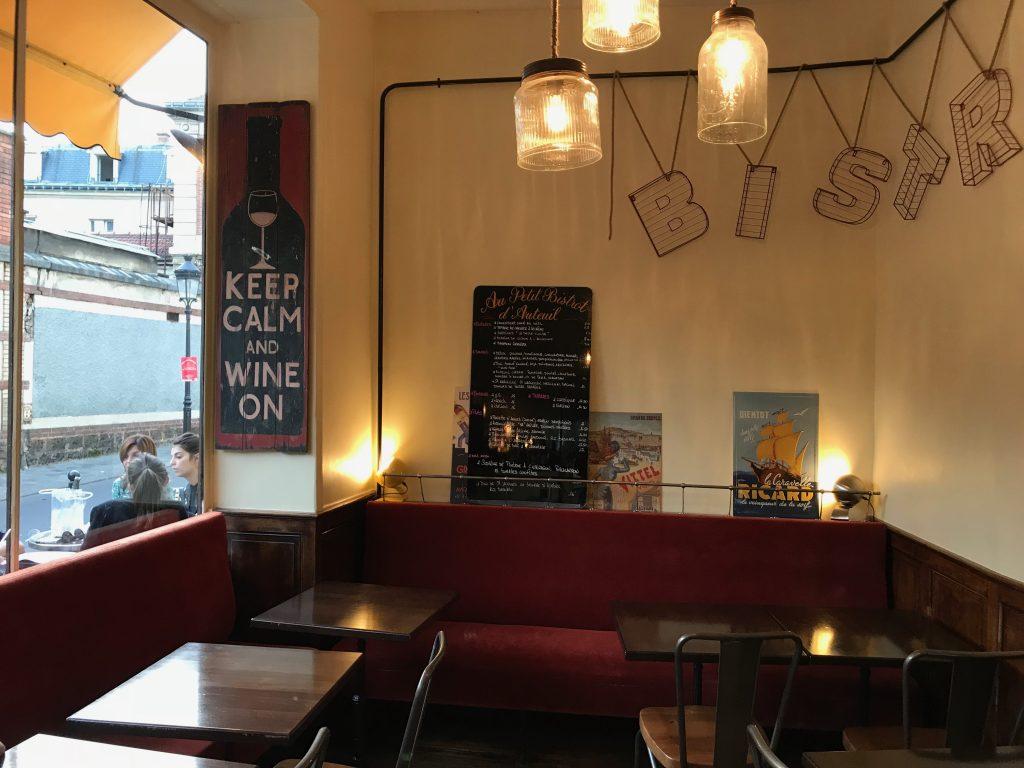 Restaurant Place De L Eglise D Auteuil