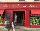 Le Marché de Lalie - Port-en-Bessin