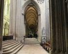 Dans le mystère de la cathédrale de Bayeux © GP