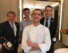Sébastien Giroud et l'équipe de salle ©GP