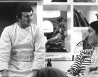 Les chuchotis du lundi : Robuchon à NY, du rififi chez les Bretons, Broda à Cognac, du neuf aux Lyonnais, Versieux aux Bains, pas de concurrent pour Gombert, le Lutétia avance, FEGH épinglée, Costes rachète la Maison du Caviar, adieu à la Reine Christine