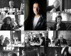 Paris 4e : Maurice Rougemont chez Bofinger pour le prix du 1er roman