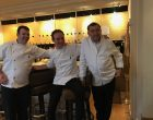 Thierry Leblé, Anthony Clémot et Antoine Westermann au bar © GP