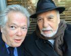 Avec Tahar Ben Jelloun © GP