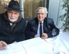Tahar Ben Jelloun et Bernard Pivot © GP