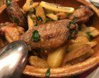 Ailerons de poulet au citron © GP