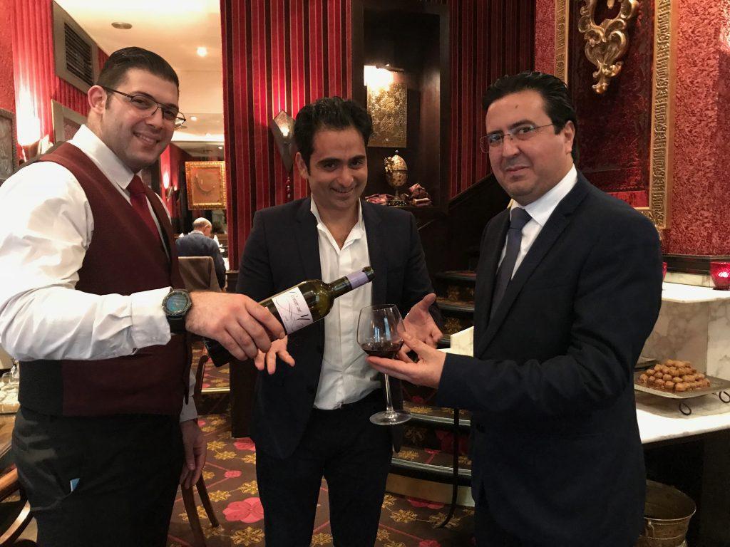 Al Ajami Restaurant Paris 8e La Leçon De Cuisine Libanaise Du