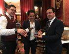 Paris 8e : la leçon de cuisine libanaise du professeur Fadi