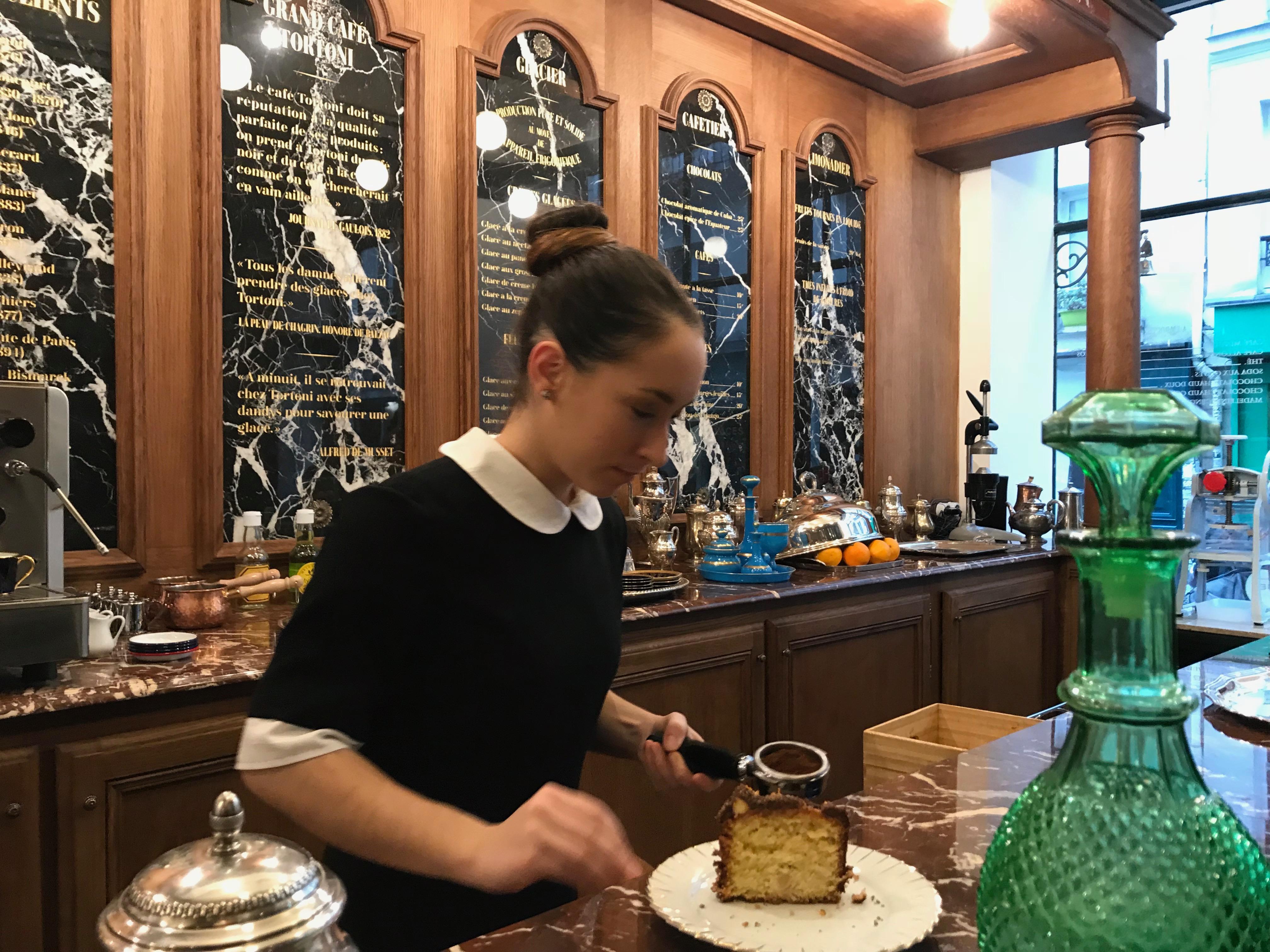 Restaurant Ianello Paris