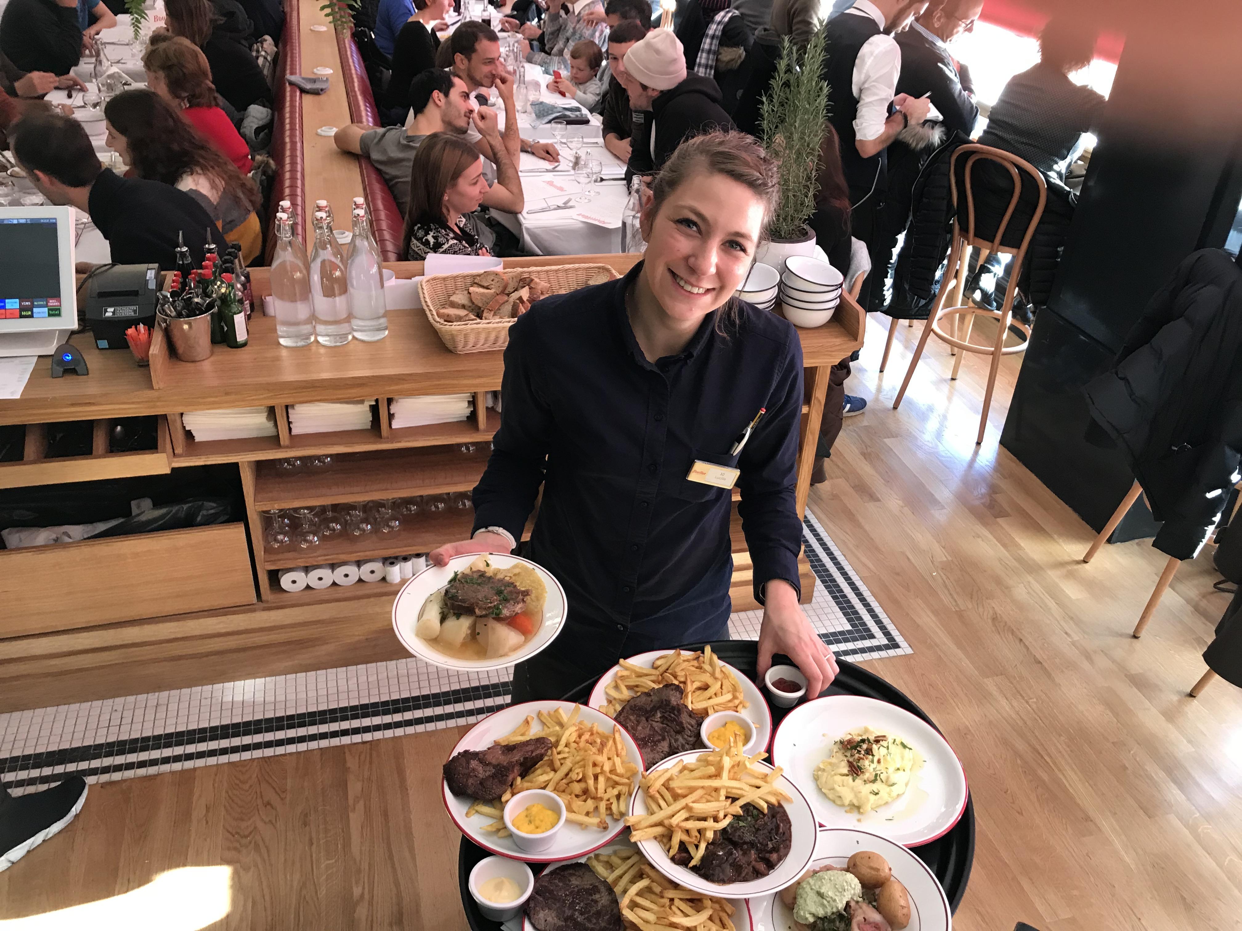 Restaurant Kostas Paris