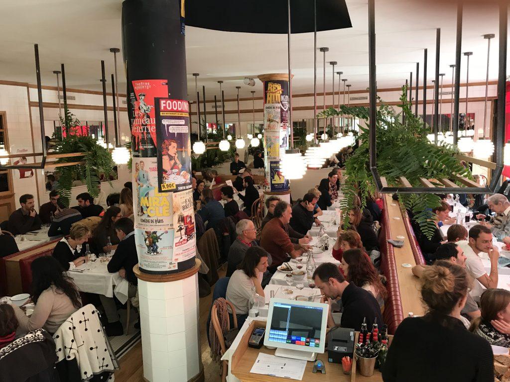 Les Restaurant Moins De E Paris