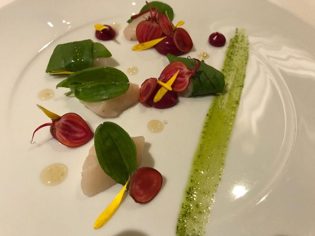 Le botaniste la chenevi re restaurant port en bessin - Restaurant port en bessin fleur de sel ...