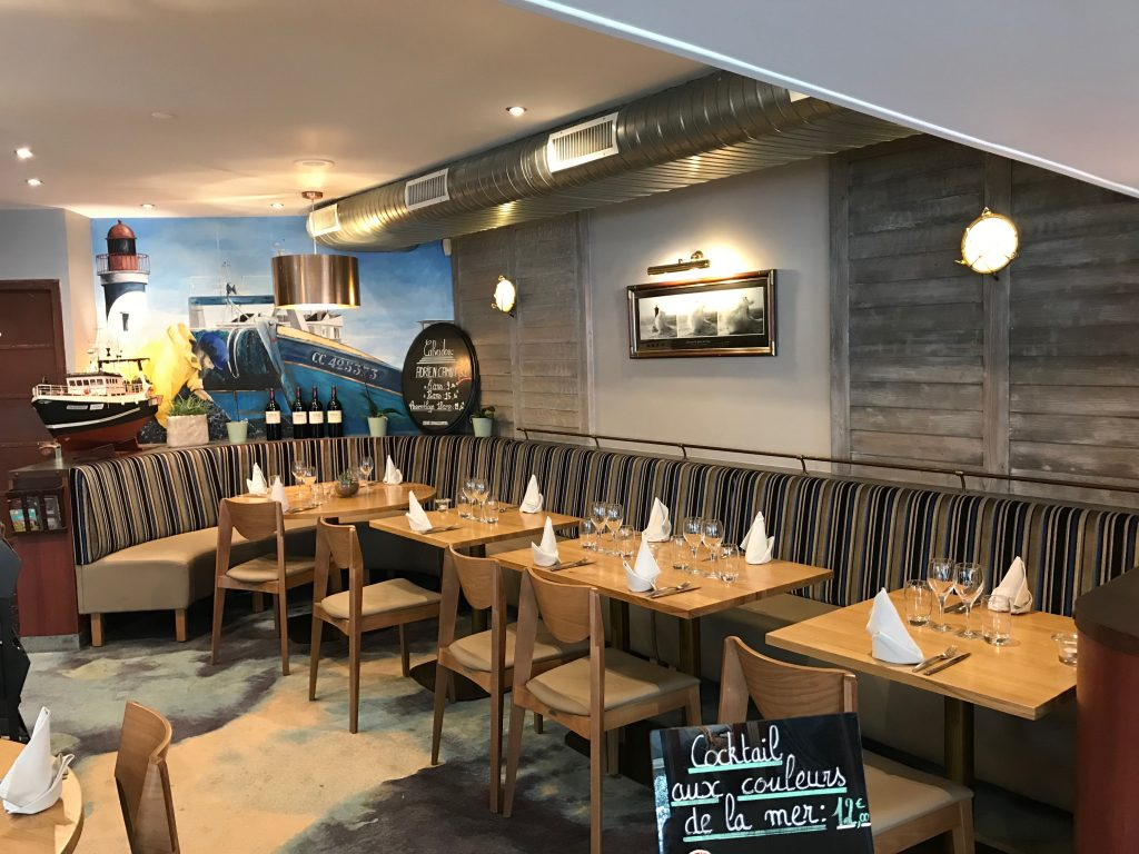 L 39 ecailler restaurant port en bessin la modestie de l - Restaurant l ecailler port en bessin ...