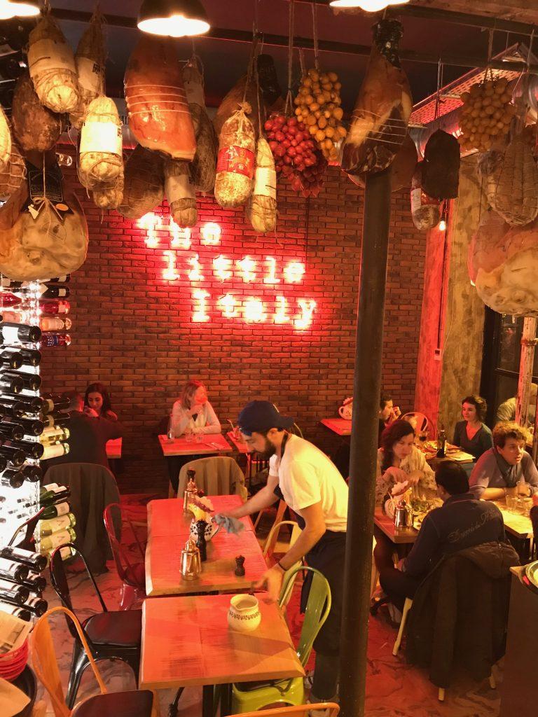"""Résultat de recherche d'images pour """"little italy restaurant"""""""