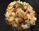 Risotto huîtres et foie gras ©GP
