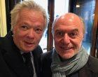 Avec Pierre Assouline © GP